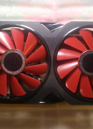 Ігрова відеокарта XFX AMD RX 570 4 Гб як 1060