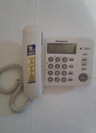 Новый стационарный телефон с АОН Panasonic KX-TS2356UA