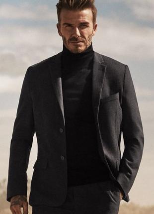Пиджак мужской шерсть от H&M