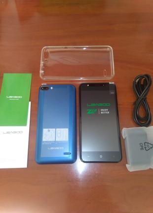 Смартфон LEAGOO Z13 - 5дюйм - 1/8Гб - 5/5Мрх + чехол в подарок!
