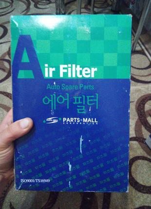 Воздушный фильтр Hyundai Santa FE, AA055, PAA-055, 281132B000