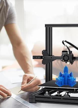3D принтер Anycubic Mega Zero 3д Акция