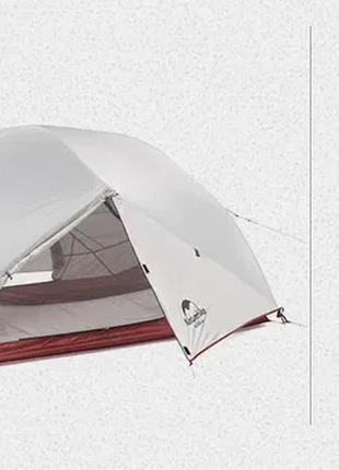 Туристическая палатка Naturehike Mongar 2.