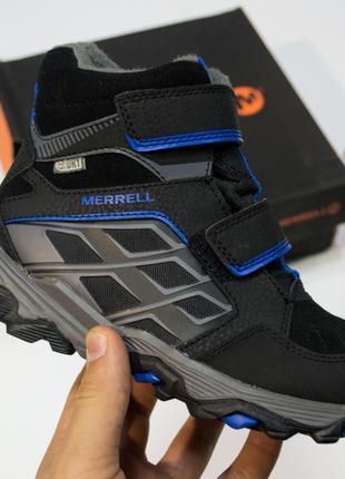 Детские ботинки Merrell ML-B Polar MY57098 Оригинал