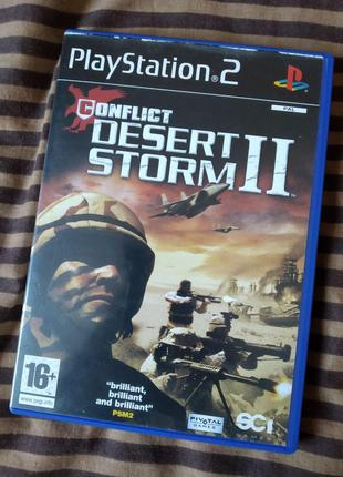Conflict: Desert Storm 2 ps2 (playstation 2)