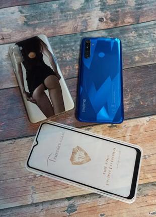 Realme 5 4/128.Смартфон,телефон.
