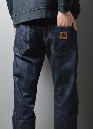 Крутые джинсы carhartt jeans