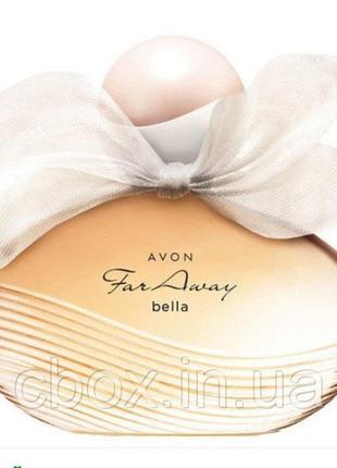 Парфюмерная вода avon far away bella,новая в упаковке