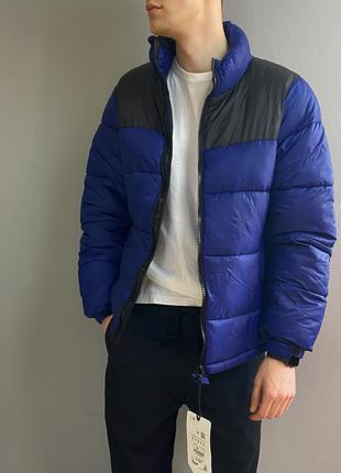 Курточка pull & bear puffer jacket