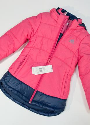 Куртка adidas Padded Girls Jacket AY6779 Оригинал