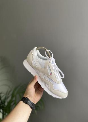 Крутые кроссовки reebok classic