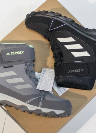 Детские ботинки adidas Terrex Snow CF CP G26580 S80885 Оригинал