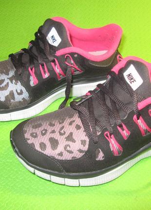 Кроссовки NIKE фитнес , 37,5 размер,Китай