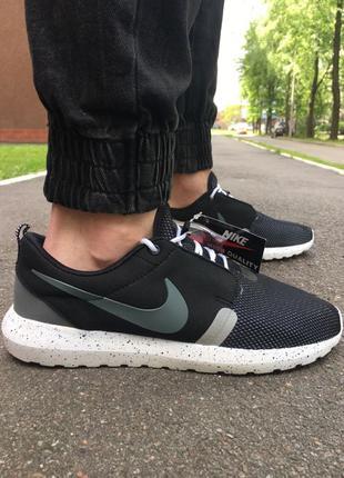 Мужские кроссовки летние для бега Nike Roshe Run