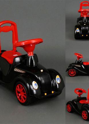 Машинка для катания Ретро Орион 900, толокар, машинка каталка