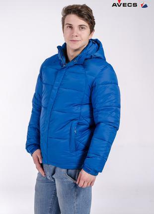 Куртка мужская зимняя Avecs AV-926С Размеры 56