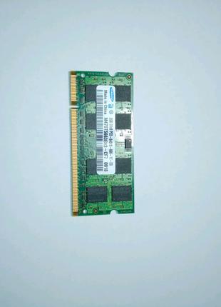 Оперативная память 2GB DDR2 800mhz для ноутбука