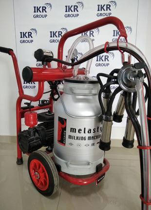 Доильный аппарат (доїльний апарат) для коров Melasty