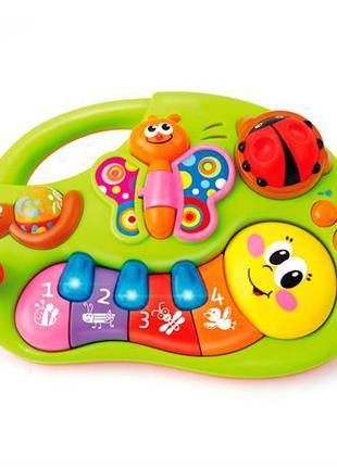"""Музыкальная игрушка """"Веселое пианино"""""""