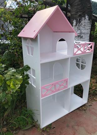 Кукольный домик/Домик для барби/Ляльковий будиночок