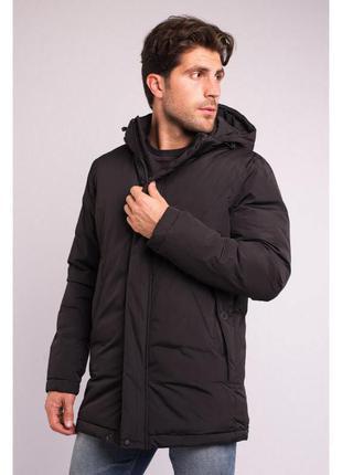 Куртка мужская зимняя Avecs AV-70266 Black Размеры S M L XL 2XL