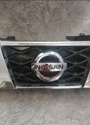 Решетка радиатора Nissan X-trail T31 07-10 Ниссан