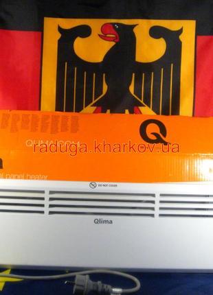 обогреватель,конвектор qlima eph 750 lcd,Швеция,таймер,гарантия