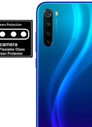 Защитное стекло для камеры xiaomi Redmi Note 8T