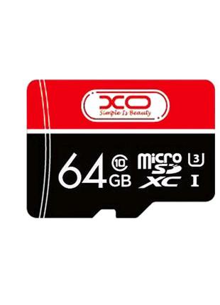 Карта памяти на 64 GB + адаптер