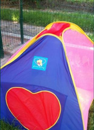 Большая детская палатка