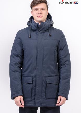 Куртка мужская зимняя Avecs AV-973С Размеры 46
