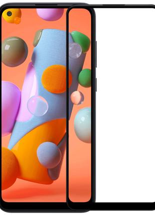 Защитное стекло XD+ (full glue) для Samsung Galaxy A11 / M11