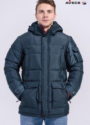 Куртка мужская зимняя Avecs  AV-7342308 Размеры 46 50