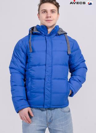 Куртка мужская зимняя Avecs AV-7906-3 Размеры XXL/52