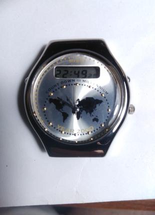 Часы кварцевые SIM-SIM Швейцария