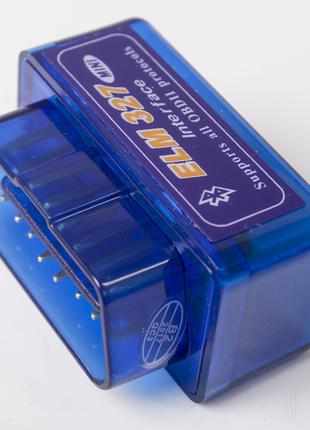 MINI ELM327 Bluetooth OBD/OBD2 беспроводной авто сканер кода