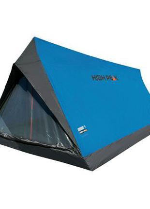 Уникальная палатка с непрерывной вентиляцией High Peak Minilite !