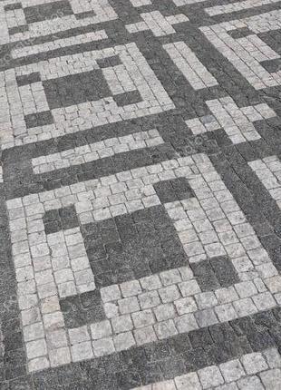 Укладка тротуарной плитки Киев