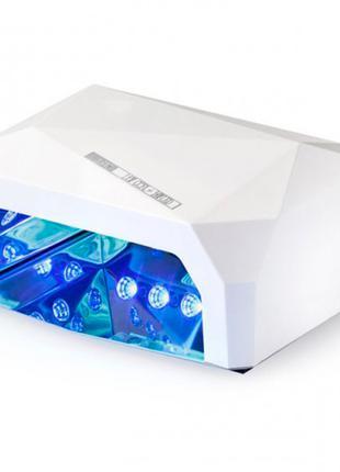 УФ лампа 36 Вт Beauty nail CCF + Led сенсор, гель, лак