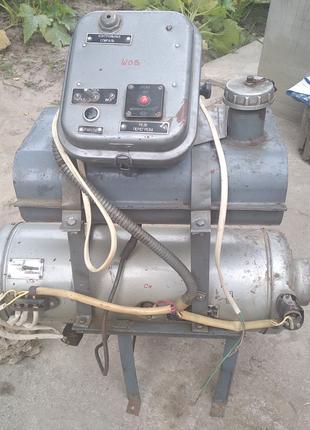 Отопительно-вентиляционная установка ОВ65-0010