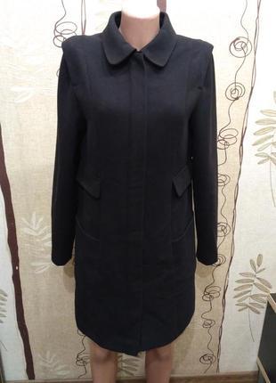Dorothy perkins тонкое демисезонное пальто прямого кроя