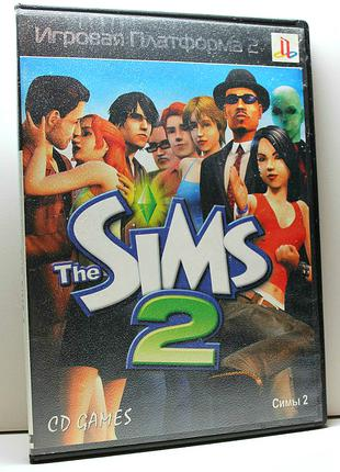 The Sims 2 + The Sims Bustin' Out (2in1) | Sony PlayStation 2 (PS