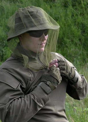 Сетка антимоскитная на рыбалку охоту,лес