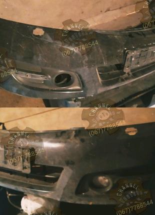 Бампер передний б/у оригинал на Subaru legacy B13