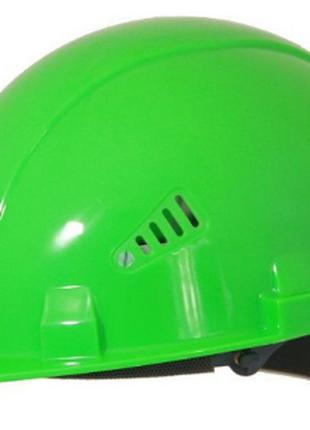 Каска защитная Trek зеленая 75119