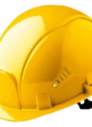 Каска защитная Trek ZEN жёлтая 75415