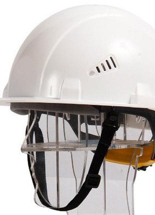 Каска защитная сомз-55 FavoriT белая 75417