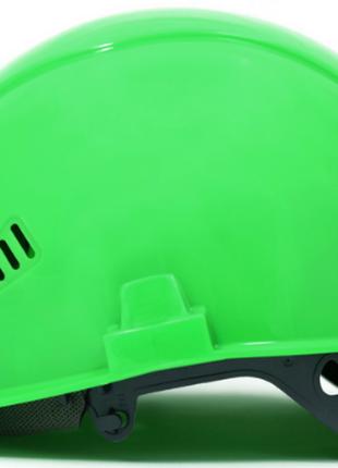 Каска защитная сомз-55 FavoriT зелёная 75419