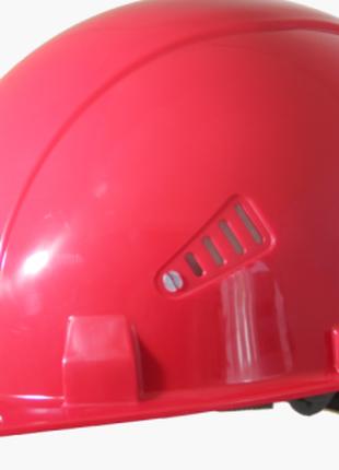 Каска защитная сомз-55 FavoriТ Trek красная 75616
