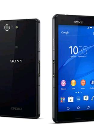 Sony Xperia Z3 compact, майже новий, чорний